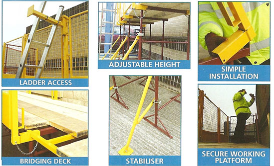 Access Products And Builders Equipment