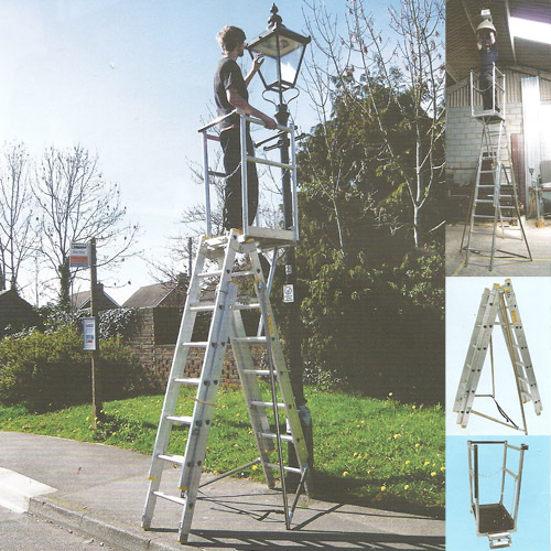 Ladder Safety Devices