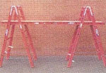 Glass Fibre Trestles