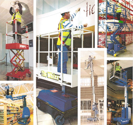 Personnel Lifts and Platforms
