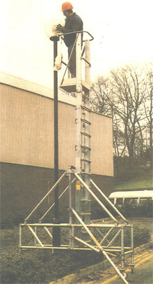 Tallescope Personnel Lift