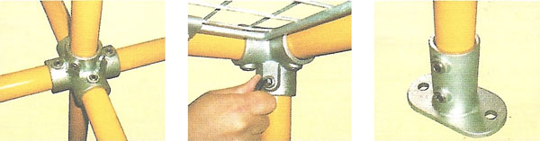 Interclamp Connectors
