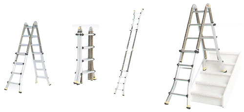 Tiger Folding Ladders